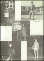 1969 Monticello High School Yearbook Page 14 & 15