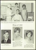 1969 Monticello High School Yearbook Page 18 & 19
