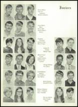 1969 Monticello High School Yearbook Page 28 & 29