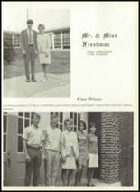 1969 Monticello High School Yearbook Page 32 & 33