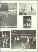 1969 Monticello High School Yearbook Page 36 & 37