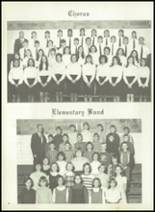 1969 Monticello High School Yearbook Page 38 & 39