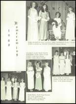 1969 Monticello High School Yearbook Page 40 & 41