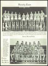 1969 Monticello High School Yearbook Page 44 & 45