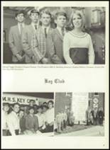 1969 Monticello High School Yearbook Page 46 & 47