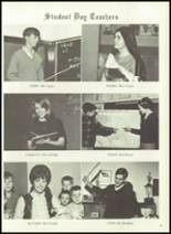 1969 Monticello High School Yearbook Page 48 & 49
