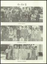 1969 Monticello High School Yearbook Page 50 & 51