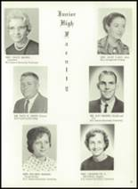 1969 Monticello High School Yearbook Page 56 & 57
