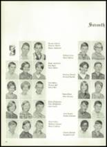 1969 Monticello High School Yearbook Page 60 & 61