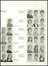 1969 Monticello High School Yearbook Page 64 & 65