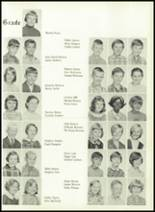 1969 Monticello High School Yearbook Page 66 & 67