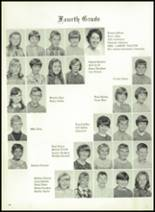 1969 Monticello High School Yearbook Page 68 & 69