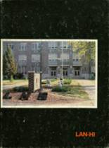 1981 Yearbook Lanphier High School