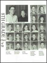 1994 River Road High School Yearbook Page 34 & 35