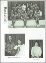 1994 River Road High School Yearbook Page 92 & 93