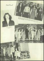 1946 Independence High School Yearbook Page 16 & 17