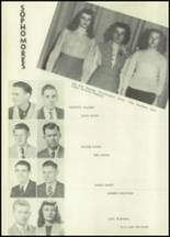 1946 Independence High School Yearbook Page 20 & 21