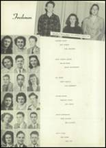 1946 Independence High School Yearbook Page 22 & 23