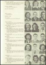 1946 Independence High School Yearbook Page 36 & 37