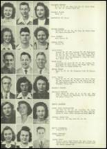 1946 Independence High School Yearbook Page 38 & 39