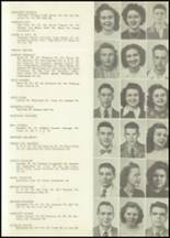 1946 Independence High School Yearbook Page 40 & 41