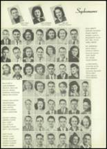 1946 Independence High School Yearbook Page 50 & 51