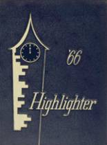 1966 Yearbook Hillcrest High School