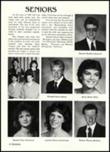 1986 Winfield High School Yearbook Page 10 & 11