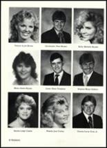 1986 Winfield High School Yearbook Page 12 & 13