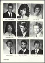 1986 Winfield High School Yearbook Page 14 & 15