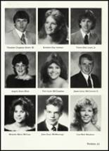1986 Winfield High School Yearbook Page 16 & 17