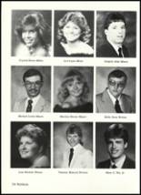 1986 Winfield High School Yearbook Page 18 & 19