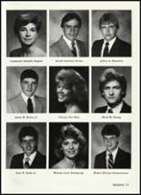 1986 Winfield High School Yearbook Page 20 & 21