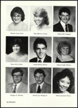 1986 Winfield High School Yearbook Page 22 & 23