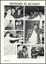 1986 Winfield High School Yearbook Page 24 & 25