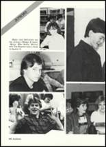 1986 Winfield High School Yearbook Page 44 & 45