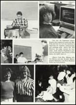 1986 Winfield High School Yearbook Page 54 & 55