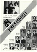 1986 Winfield High School Yearbook Page 56 & 57