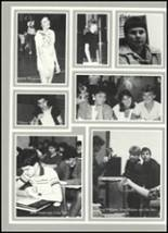 1986 Winfield High School Yearbook Page 64 & 65