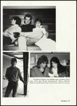 1986 Winfield High School Yearbook Page 80 & 81