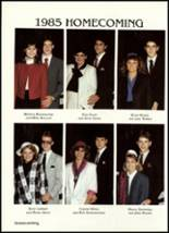 1986 Winfield High School Yearbook Page 86 & 87