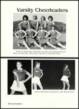 1986 Winfield High School Yearbook Page 106 & 107