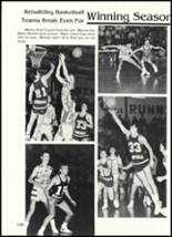 1986 Winfield High School Yearbook Page 108 & 109