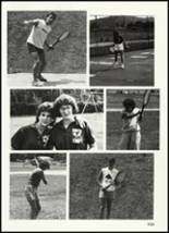 1986 Winfield High School Yearbook Page 116 & 117
