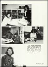 1986 Winfield High School Yearbook Page 134 & 135