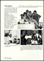 1986 Winfield High School Yearbook Page 136 & 137