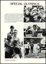 1986 Winfield High School Yearbook Page 142 & 143