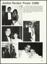 1986 Winfield High School Yearbook Page 144 & 145