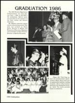 1986 Winfield High School Yearbook Page 146 & 147