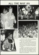 1986 Winfield High School Yearbook Page 154 & 155